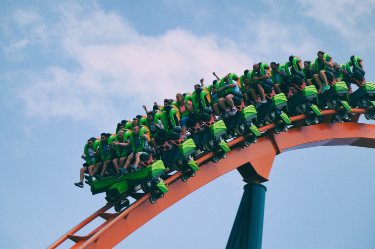 The product management rollercoaster